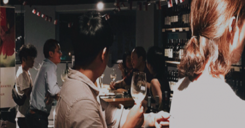 PAST EVENT - Chilean Wine Tasting at Warehouse D7