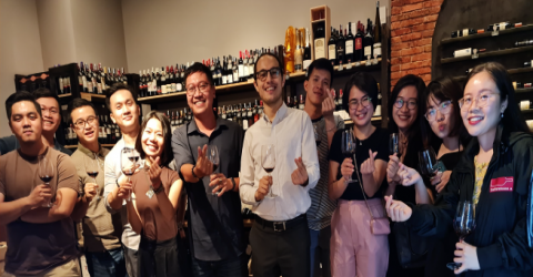 PAST EVENT - Chilean Wine Tasting at Warehouse Landmark