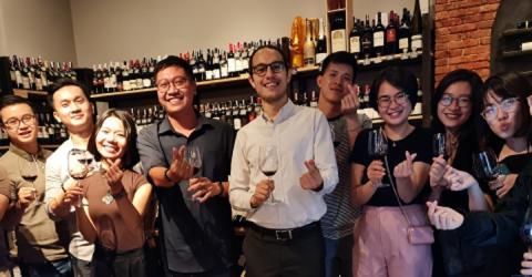 PAST EVENT - Buổi thử rượu vang Chi Lê tại Warehouse Landmark